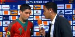 تصريح عبد العزيز برادة بعد المباراة (فيديو)