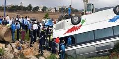 حرب الطرقات : تحصد 15 قتيلا المناطق الحضرية في الاسبوع الماضي