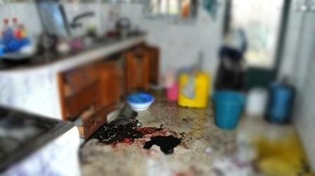 بسبب خلافات عائلية ….زوجة تذبح زوجها بطنجة