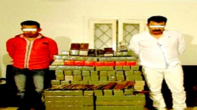 تفكيك شبكة دولية متخصصة في الاتجار في المخدرات بطنجة