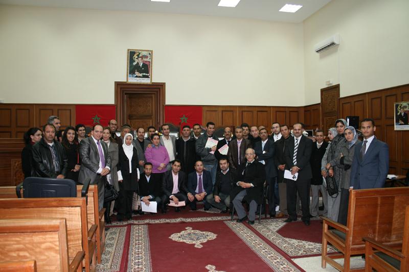 """""""نادي قضاة المغرب"""" يطالبُ بإشرافٍ كامل للقضاء علَى الانتخابات"""