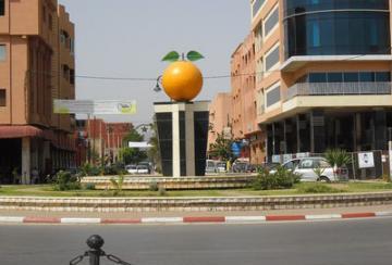 بركان عاصمة البرتقال… أخيرا تصلها المنشآت الرياضية