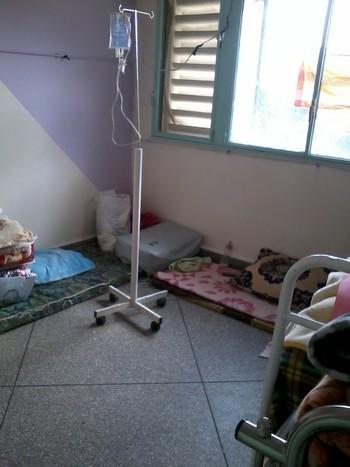 مستشفى محمد الخامس بمكناس في حالة كارثية !