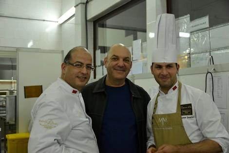 المنتخب المغربي يستعد للمشاركة في كأس العام لفن الطبخ