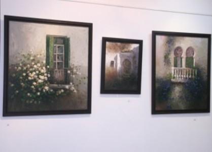 """طنجة : معرض تشكيلي جماعي بعنوان """" فنانو الشمال """""""