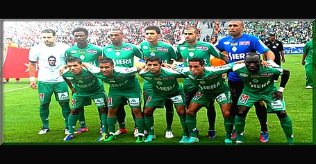 الرجاء البيضاوي يطيح القوة الجوية العراقي ويتأهل إلى نصف نهائي الكأس العربية