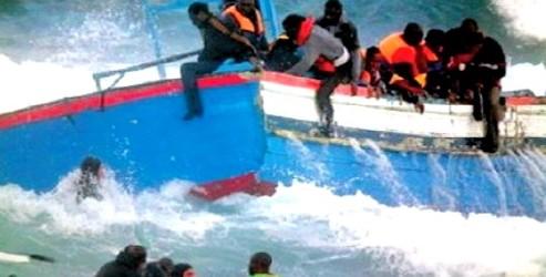 إنقاذ 26 مهاجرا سريا من الغرق جنوب إسبانيا