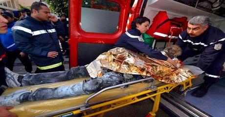 وفاة الشاب الذي أحرق نفسه في تونس العاصمة