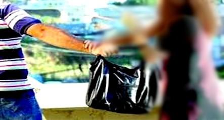 تطوان : سرقة طالبة في واضحة النهار تحت تهديد بالسلاح الأبيض !