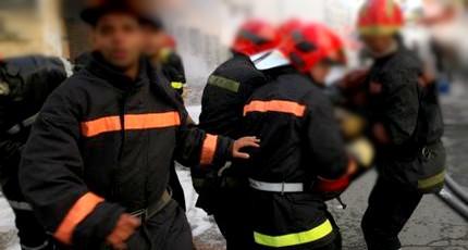 حريق بأحد أحياء طنجة يخلف وراءه تفحم جثة رجل مسن.