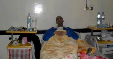 الصحفيين الالكترونيين يطلقون حملة لتكفل بالحالة الصحية للصحفي عبد المجيد رشيدي