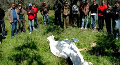 العثور على جثة ستيني بمطرح للنفايات بجماعة تفرسيت ضواحي مدينة الدريوش