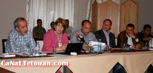 المنتدى الدولي الخامس للتربية البيئية في تطوان بفندق لا بالوما