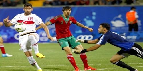 المنتخب المغربي لأقل من 19 سنة يطيح بتركيا في النهائي ويفوز باللقب الغالية
