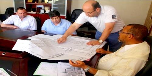 اجتماع الجماعة الحضرية مع جمعية المستثمرين بالمنطقة الصناعية