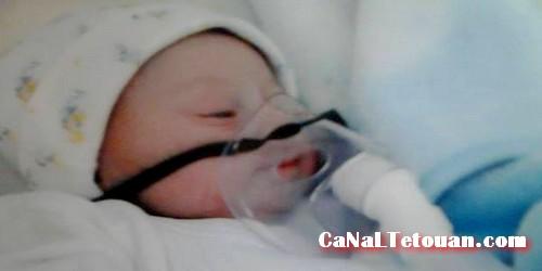 وزير الصحة يتكفل بعملية الرضيع التطواني وديع الذي يعاني من ثقب في قلبه