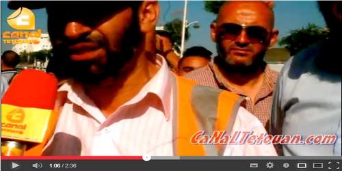 تصريحات سائقي الطاكسيات بتطوان يؤكدون إستمرار إعتصامهم حتى تحقيق مطالبهم !
