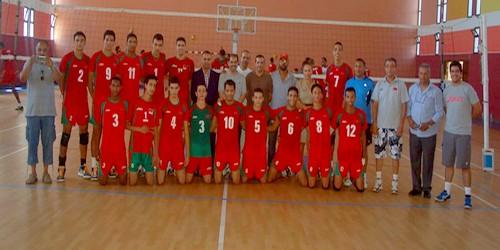 بطولة العالم للكرة الطائرة : المنتخب المغربي يتحدى كبار العالم بتركيا