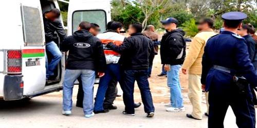 الشرطة تفكّك عصابة سطو على شقق ومنازل بطنجة