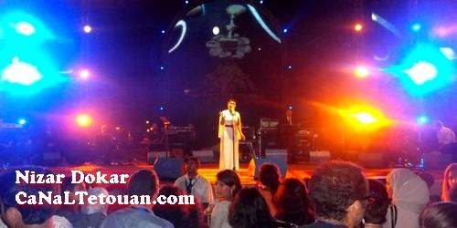 مهرجان أصوات نسائية بعيون ملاحظ