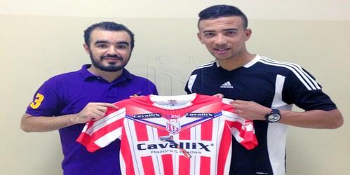 اللاعب نبيل الداودي يوقع لفريق المغرب التطواني لموسم واحد