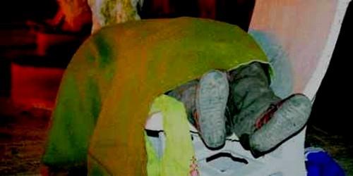مختل عقلي يهاجم مهاجرا مغربيا رميا بالحجارة ويرديه قتيلا في الطريق السيار بفاس