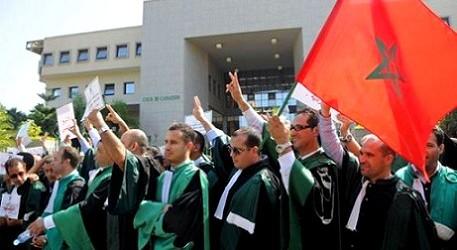 إنتفاضة قضاة ضد محامي اعتدى على قاضية بأصيلة