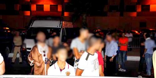 مقتل شاب حضر الى سهرة الدوزي في مهرجان الناظور المتوسطي