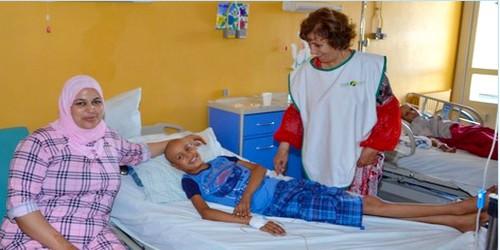 أطفال مرضى السرطان في المغرب يحتفلون بالعيد ببسمة أمل