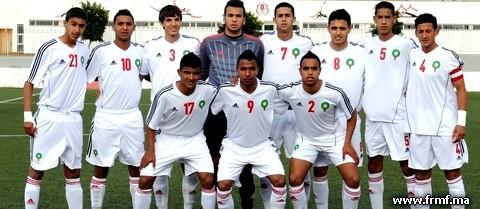 المنتخب المغربي لأقل من 20 عاما يتأهل إلى الدور الثاني في دورة الألعاب الفرانكوفونية