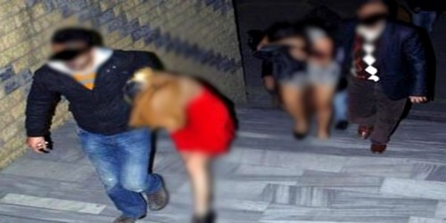 اعتقال ثلاثة خليجيين رفقة ثلاث فتيات بفيلا معدة للدعارة بأحد برشيد