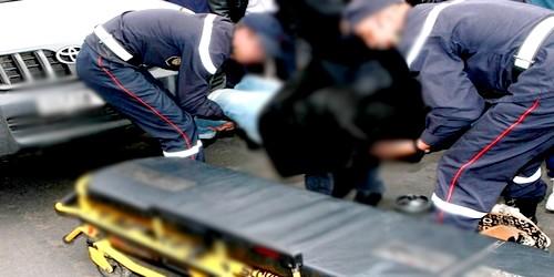 حادثة سير خطيرة بشرق طنجة تسفر عن قتيل وثلاتة جرحى