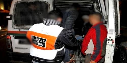 إيقاف أحد مروجي الهيروين ومساعده بحي دار مورسيا بتطوان