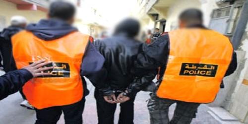 """بعد مطاردة مراطونية …""""حشحاش"""" في قبضة شرطة تطوان"""