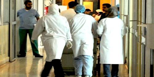 الطاقم الطبي ينقد محاولة إنتحار لإمرأة متزوجة بمرتيل