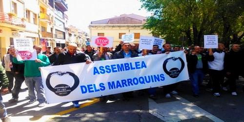 أربعين ألف مواطن مغربي عاطل عن العمل في كاتالونيا