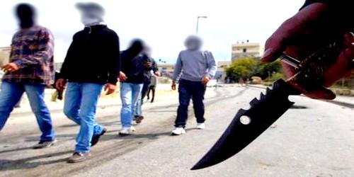 عصابة من 5 أفراد يهاجمون سيدة ويبرحونها ضربا في الطريق الدائرية بتطوان