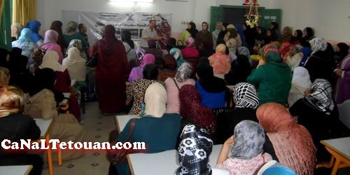 انطلاق برنامج محو الأمية التطوعي لجمعية عطاء للتنمية بتطوان