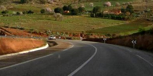 الطريق الرابطة بين تطوان و شفشاون ستكون جاهزة في الأسابيع المقبلة