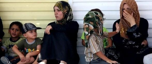 مرتيل : ارتفاع عدد اللاجئين السوريين المقيمين الى أزيد من 150 شخص