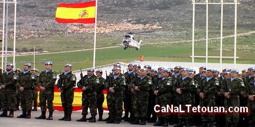الحكومة الاسبانية تحول سبتة إلى قاعدة عسكرية متأهبة للحرب مع المغرب