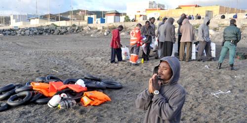إحباط محاولات جديدة للهجرة السرية بالشريط الساحلي طنجة – تطوان