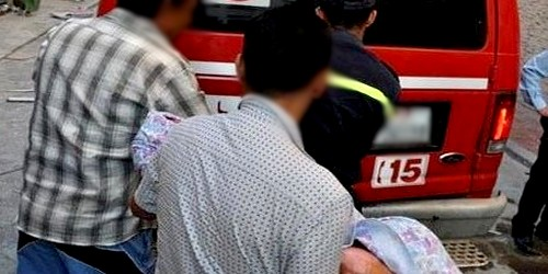 طفلة تلقي بنفسها من بناية بحي المحنش الثاني بتطوان