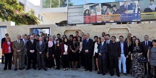إفتتاح مركز جامعي بريطاني مشترك بمدينة طنجة