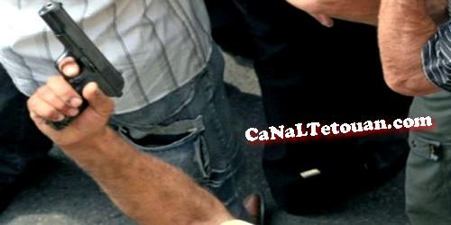 ذوي الرصاص يسمع للمرة الثالثة في ظرف اسبوع بمدينة سبتة المحتلة