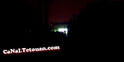أطفال يصرخون خوفا بحي العقبة دالحلوف بتطوان والجماعة الحضرية في خبر كان !