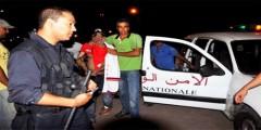 العناصر الأمنية تلقي القبض على شخصين اقتحما داخلية للطالبـَـات بالعرائش