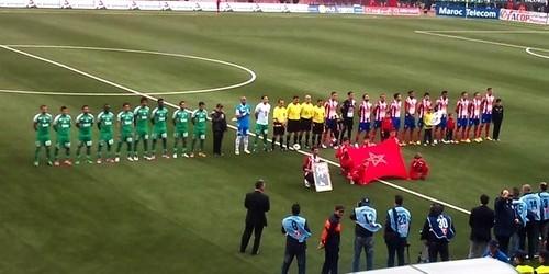 المغرب التطواني يخصص استقبالا حافلا للرجاء البيضاوي بعد تألقه في كأس العالم للأندية