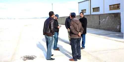 الجماعة الحضرية لتطوان تشرف على افتتاح المحجز البلدي الجديد الكائن بالمنطقة الصناعية