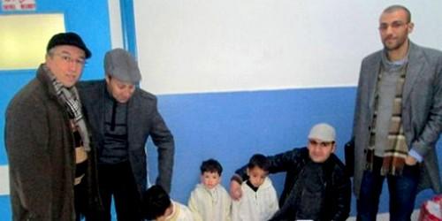 جمعية عامر للتنمية البشرية والرياضية بتطوان تحتفل بذكرى عيد المولد النبوي